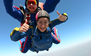 Jumping Out of A Plane At 12,000 feet – Miss…