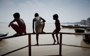 A Boat School For The Children Of The Ganga